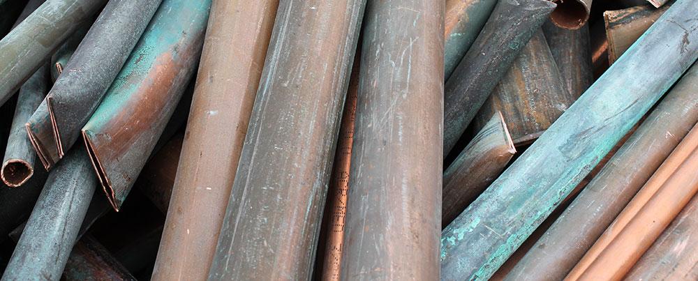 What determines the value of scrap metal? Dallas, TX